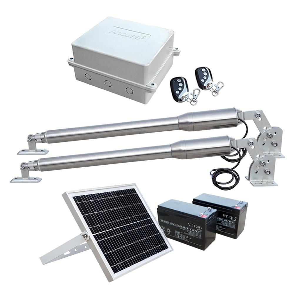 ECO 220V 600N Thrust Automatic Gates Electric Remote Gate Opener Kit кондиционер ballu bsag 24hn1 17y