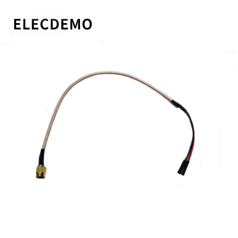 1pcs RF SMA Cable SMA Inner Screw To DuPont Wire Female RG316 Wire Length 30cm