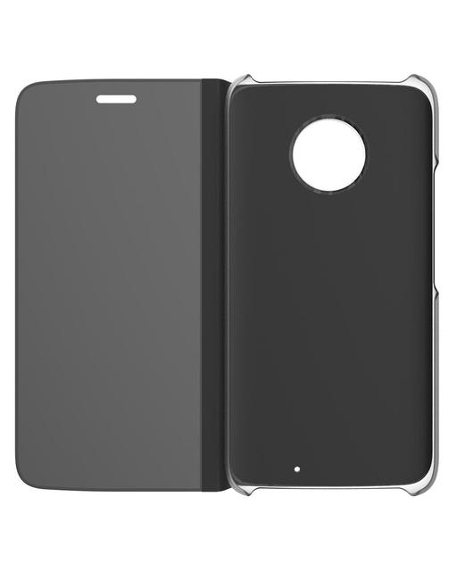 hot sale online 2ff98 18891 US $6.9 |Lenovo Touch Flip Case for Moto X4, Transparent Cover Shock  Resistant and Edge Protective Folio Flip Case-in Flip Cases from Cellphones  & ...