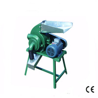 CF158 2.2KW Hammer Mill Wood / Feed Hammer Mill
