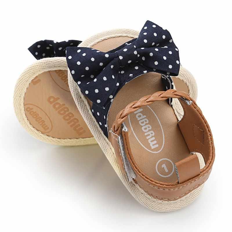 483a6850b Detail Feedback Questions about Summer Girls Sandals Newborn Baby Shoes  Cute Beach Baby Girl Sandals Dotted Lace Baby Girl Shoes Cotton Baby Sandals  Sandy ...