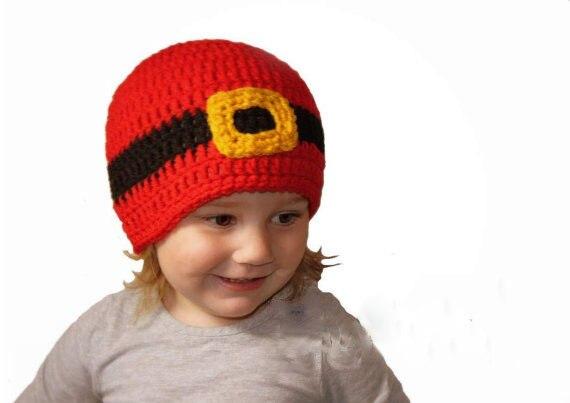 09bb9db93f Crochet Santa Hat