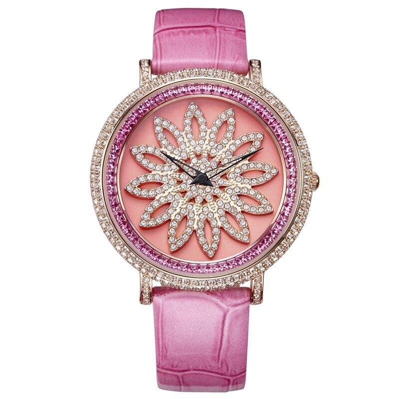 Женские часы модные женские кварцевые наручные часы водостойкое платье Роскошные часы FUYIJIA Diamond топ бренды Женский спиннинг стол