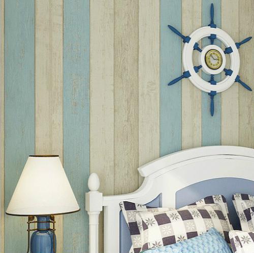 aliexpress: koop klassieke mediterrane stijl blauw gestreepte, Deco ideeën