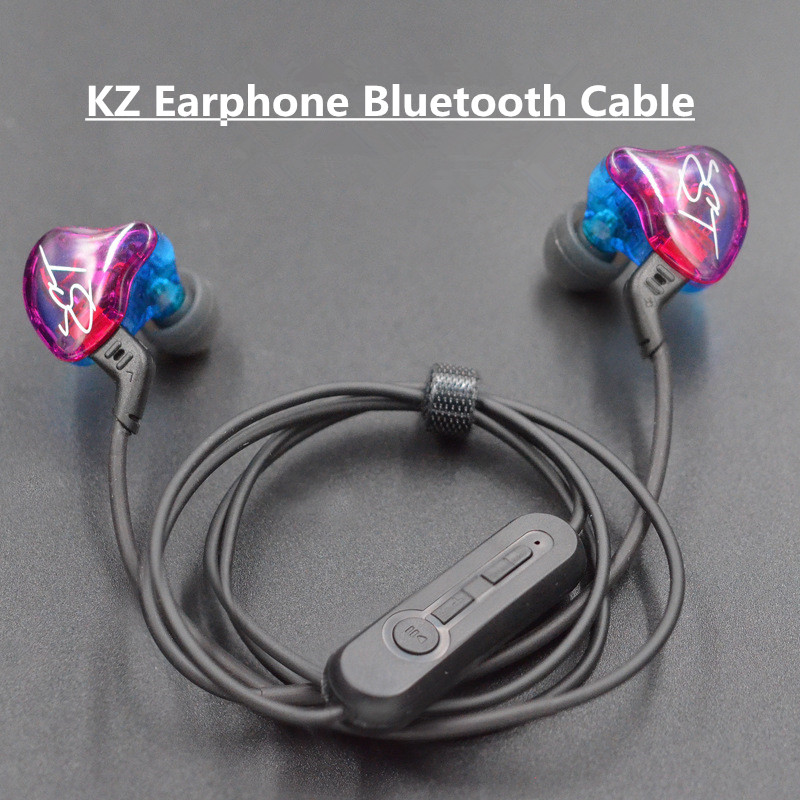 KZ ZST/ED12 Bluetooth 4.1 Wireless Advanced Upgrade Module Bluetooth Cable for ZST/ZST Pro/ED12 Bluetooth earphone Stereo Cable