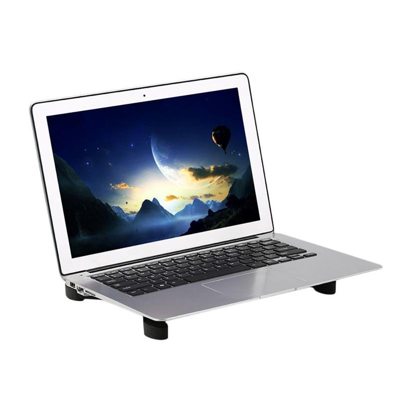 "Laptop mini octopus usb cooling notebook 2-fans cooler pad foldable fan 10/"" Bd"
