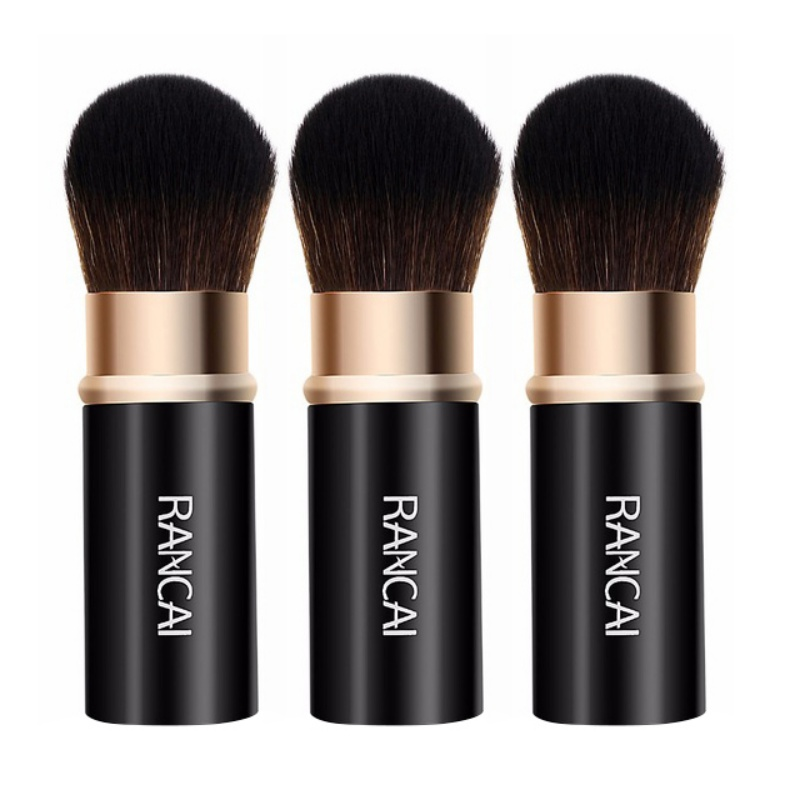 Telescop Retractable Makeup Brushes Powder Foundation Blush Face Kabuki Brush Maquiagem Make up Cosmetic Tools Pro