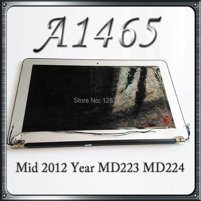 """For Apple MacBook Air A1465 Full lcd display Assembly 11.6"""" Mid 2012 Year MD223 MD224 Working"""