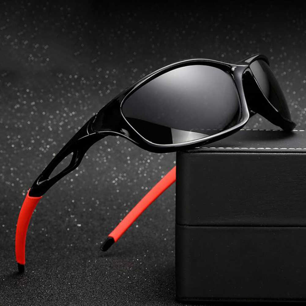 Mens Cycling Sunglasses Polarized Sport Sunglasses Men Brand Design Sun  Glasses Super Light Oculos Gafas Ciclismo ec22f7f2c7