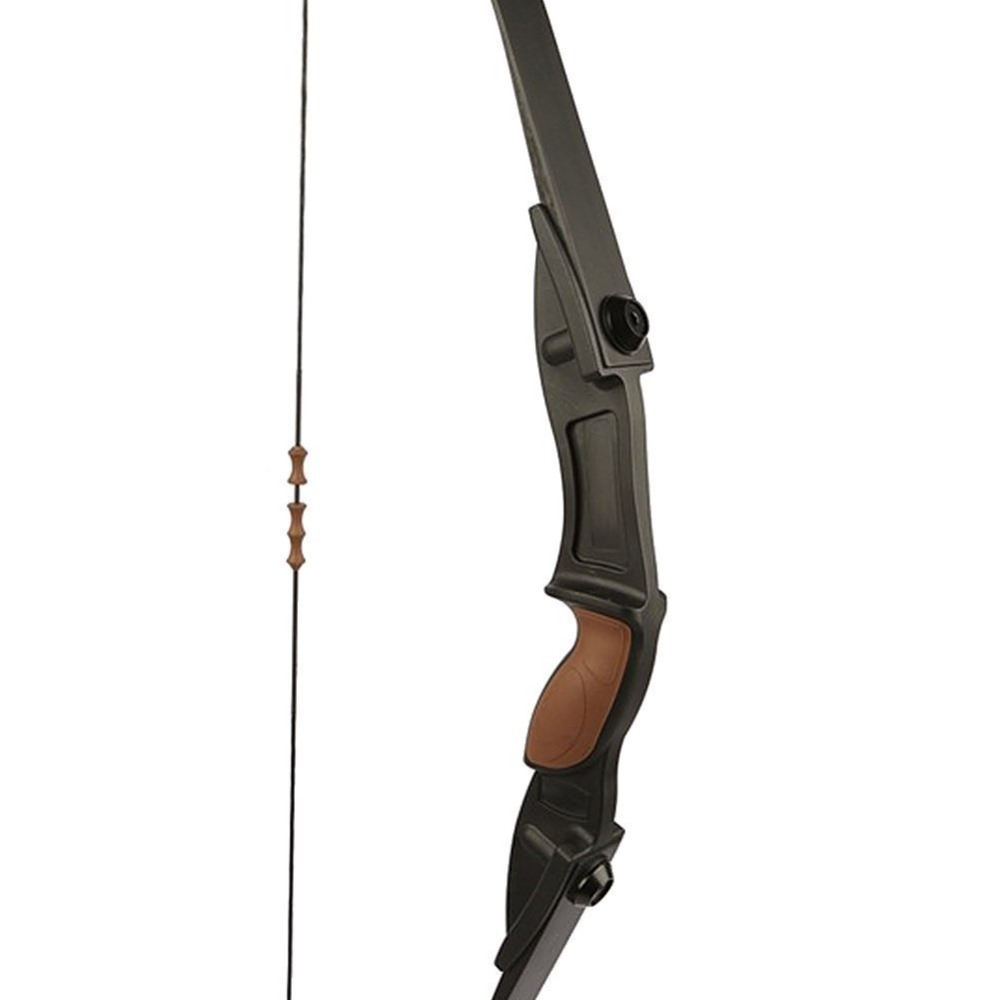 Recurve Bow left Handed 25-30lb Black Left /& Right Outdoor Hunting Games