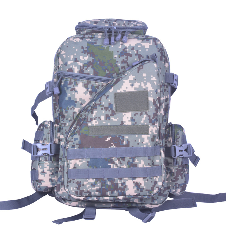 Outdoor Tactical Backpack 600D Waterproof Army Camouflage Color Shoulder Military Hunting Camping Multi-purpose Molle Sport Bag new arrival 38l military tactical backpack 500d molle rucksacks outdoor sport camping trekking bag backpacks cl5 0070