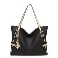 Women's Genuine Leather Handbag Ladies bags Large Leather Designer Tote Bags for Women 2019 Luxury Shoulder Bag Handbags C974