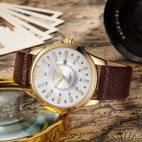 CURREN Men S Watches Top Brand Luxury Men Casual Business Quartz Watch Man Auto Date Clock