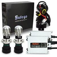 1set SG1061 AC 12V 35W H4 Bixenon Kit Bixenon H4 35w Kit Xenon H4 Bixenon 4300k