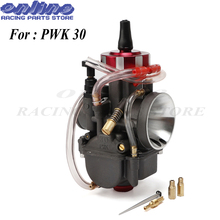 Universal Motorcycle Carburetor For Keihi PWK 30mm pwk30 Modify Off Road Scooter UTV ATV 4T Engine