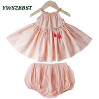 2018 New Baby Dress Summer Sling Dresses For Baby Girl Princess Dresses Toddler Dress Fit 6M