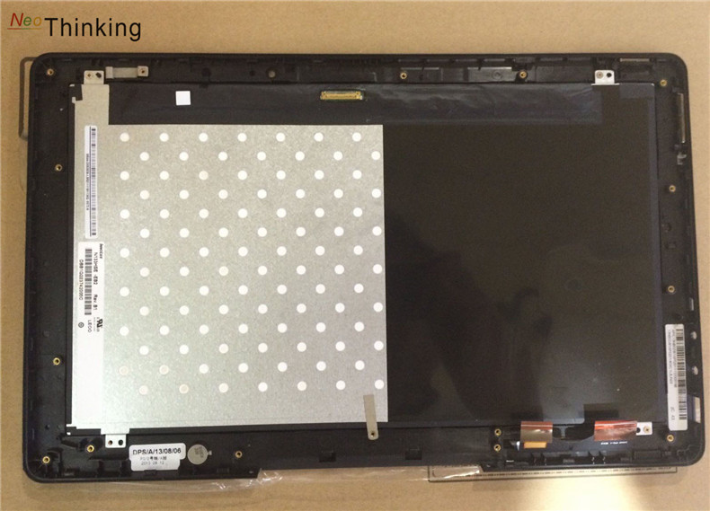 NeoThinking LCD Screen Display Assembly For Asus Transformer Book T300 T300L T300LA Touch Screen Digitizer Assembly used parts lcd panel touch screen digitizer glass assembly with frame replacement parts for asus transformer book t300 t300la