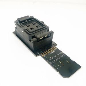 Image 5 - EMMC programmeur socket eMMC153 eMMC169 Reader Clamshell Structuur BGA153 BGA169 Chip socket data recovery datum backup reparatie