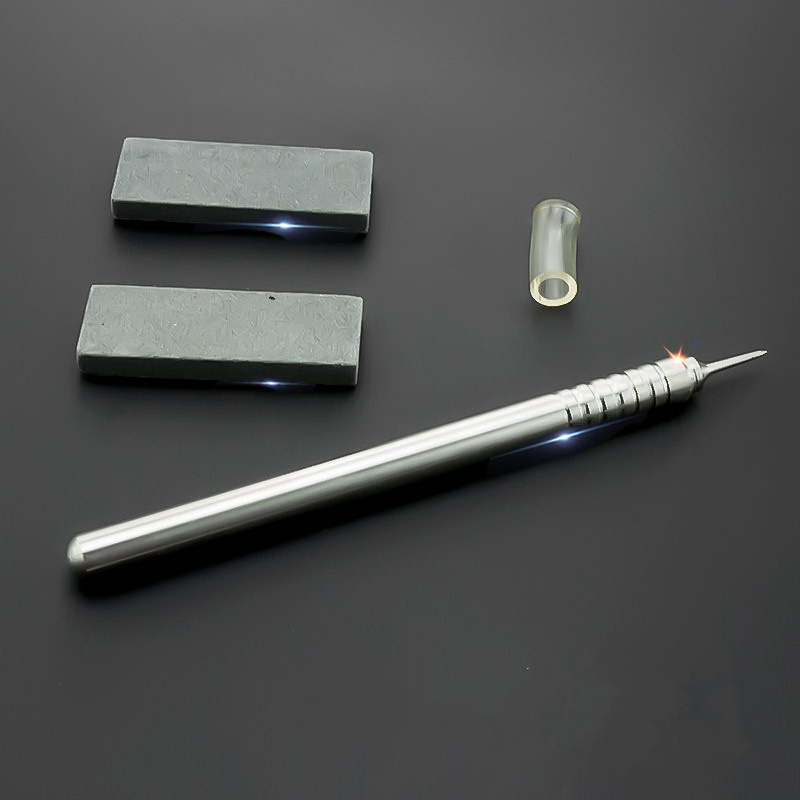 Tip Scriber Pen Marking Needle DIY Manual Cutting Machine With Grindstone For Wood Ceramic Glass Metal Model Carving Lettering