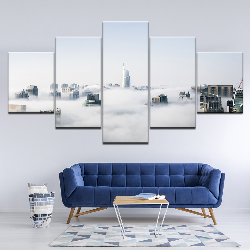 Canvas Painting Best Gaming Music Mix 5 Pieces Wall Art Painting Modular Wallpapers Poster Print for living room Home Decor