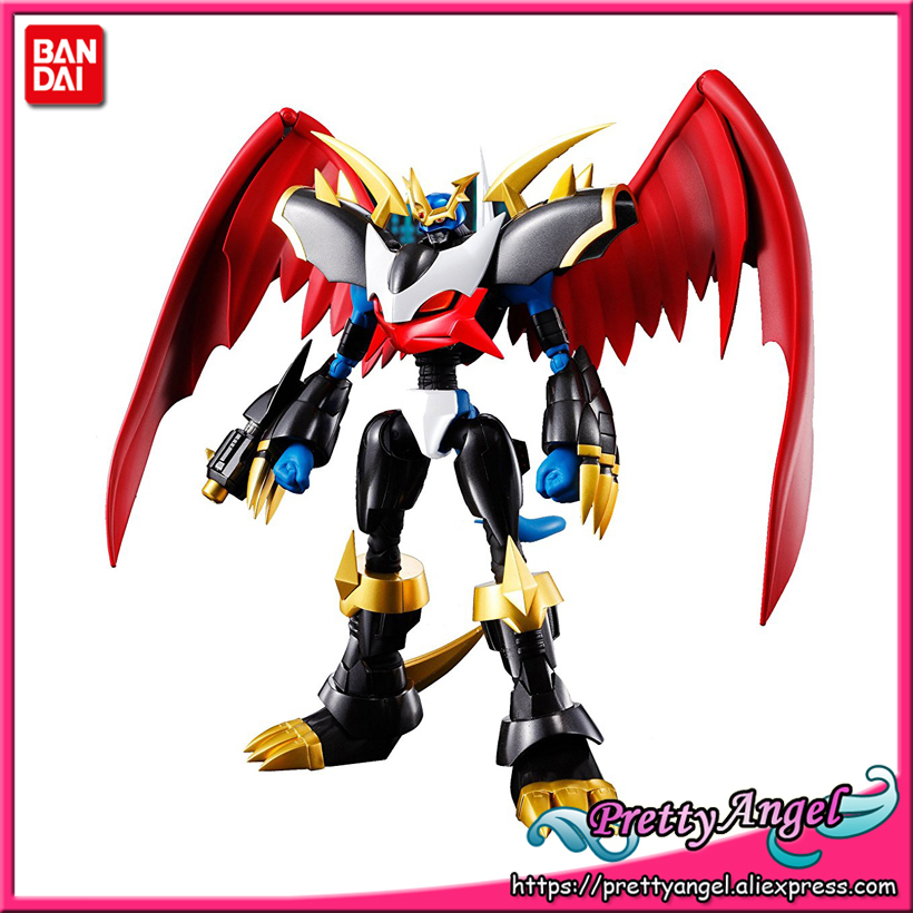 PrettyAngel - Genuine Bandai Tamashii Nations S.H.Figuarts Digimon Imperialdramon(Fighter Mode) Action Figure prettyangel genuine bandai s h figuarts exclusive limited edition digimon tamers action figure chaos dukemon