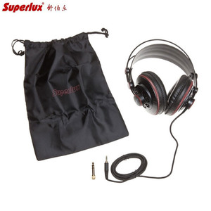 Image 5 - Superlux HD681 Kopfhörer 3,5mm Jack Wired Super Bass Dynamische Kopfhörer Noise Cancelling Headset (Einstellbare Stirnband 9ft Kabel)
