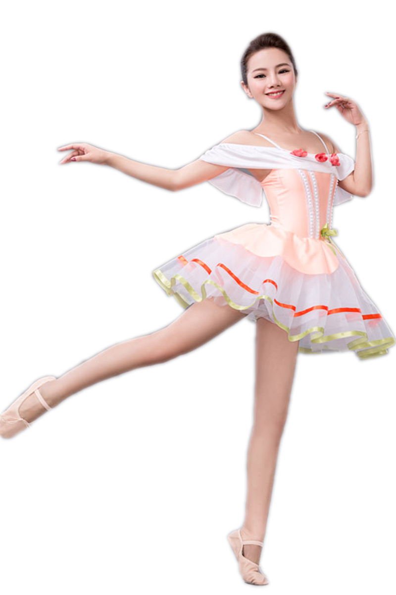 Beautiful 2018 Sale Gymnastics Leotard For Girls Female Professional Modern Dance Ballet Clothes And Costumes Stage Performance Clothing Novelty & Special Use