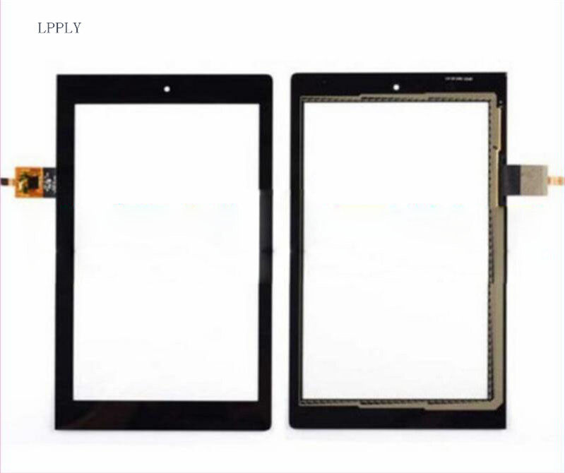 LPPLY Black New For Lenovo YOGA TAB 3 8.0 YT3-850 YT3-850F YT3-850L YT3-850M Touch Screen Digitizer Sensor Replacement Parts for lenovo yoga yt3 850m yt3 850f lcd display with touch screen digitizer assembly original free shipping with tracking number