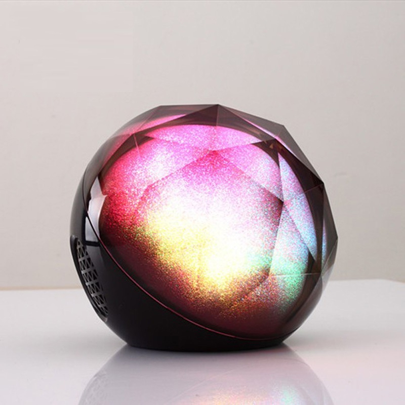 colorfull Sky remote LED Night lamp Starry Master bluetooth  USB Powered Diamond Music box Speaker decoracion TF card light