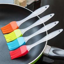 BBQ Silicone Bread Basting Brush Baking DIY Kitchen Cooking Tools Magic Cleaning Brushes Easy to Clean Wash Non-stick