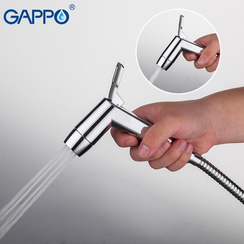 GAPPO Bidet Wasserhahn bidet wc sprayer bad muslimischen dusche ABS bidet tragbare handheld dusche ducha higienica