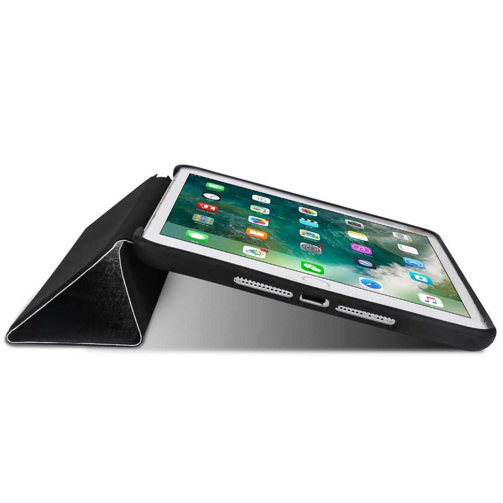 Case Voor Apple ipad Mini 3 2 1. YCJOYZW-PU leer + zachte siliconen volledige hoek guard-Smart sleep wake up, voor ipad mini 1 2 3 Case