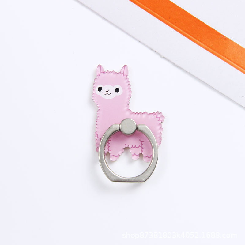 Cellphones & Telecommunications Acrylic Unicorn Mobile Phone Stand Holder Unicorn Finger Ring Mobile Smartphone Holder Stand For Iphone Xiaomi Huawei All Phone Promoting Health And Curing Diseases