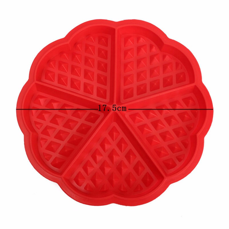 Heart Shape Waffle Mold