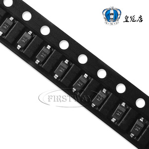 500PCS 1N4148 1N4148WS T4 1N4148W SMD 0805 SOD-323 IN4148 0805 SOD323 Switching Diode new and original