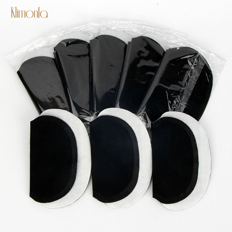 120Pcs Black Underarm Pads Increase Large Disposable Perfume Sweat Pads Deodorants Underarm Anti Perspiration Sweat Pads