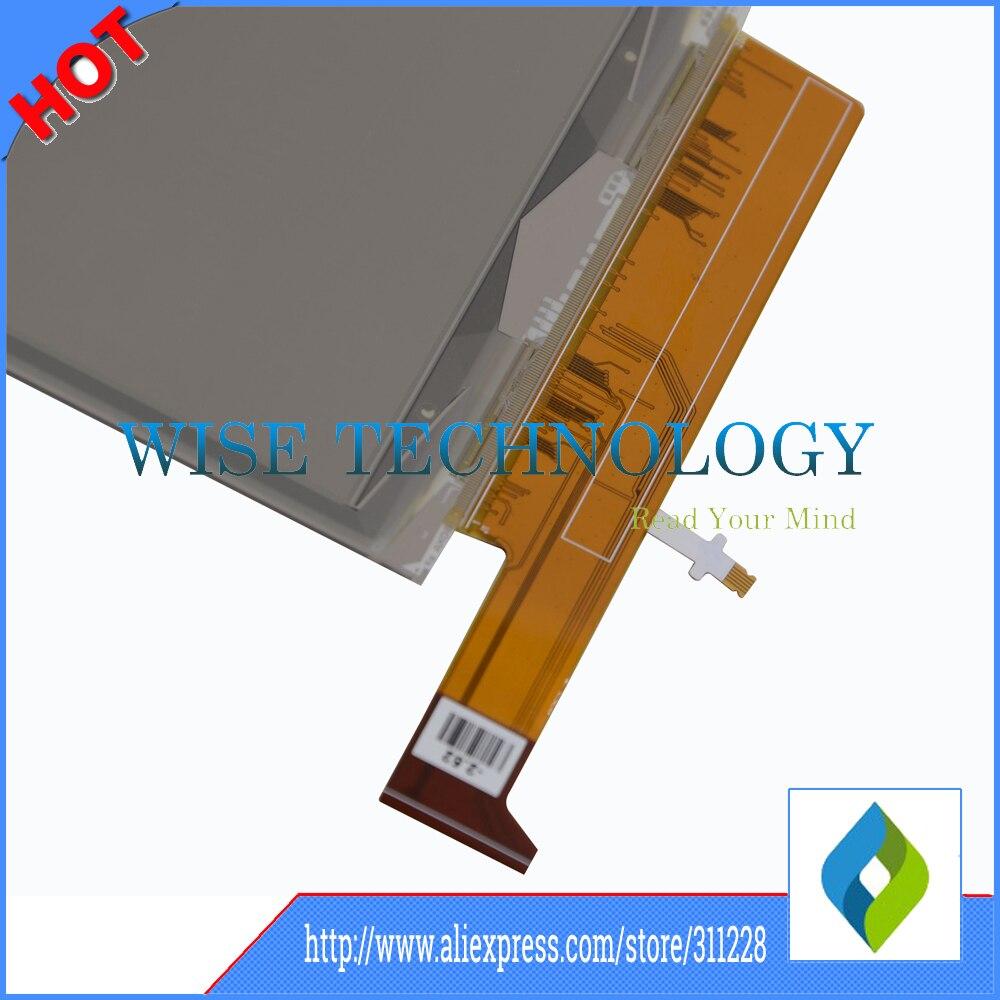 Original nouvelle 6 ''pouces ED060XG1 Kobo Glo Lecteur E-ink HD écran d'affichage de l'écran d'encre 100% ED060XG1 (LF) C1 768*1024 affichage, ebook srcreen