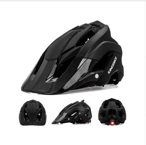 2018 new high quality mtb bike helmet helmet ultra light bike helmet overall molding bike helmet casco ciclismo 4colour BAT FOX|Bicycle Helmet| |  - title=