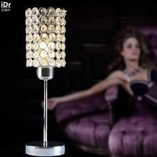 Спальня ночники из светодиодов европейский современный — конец декоративные из светодиодов ресторане отеля настольные светильники Rmy-0266