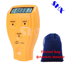 New Digital 0-1.8mm/0.01mm LCD Coating Thickness Gauge Car Paint Thickness Meter Auto Car thickness tester Diagnostic Tool
