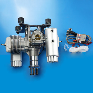 Motor paramotor DLE170M (edición de inicio de pulpa de dial manual)