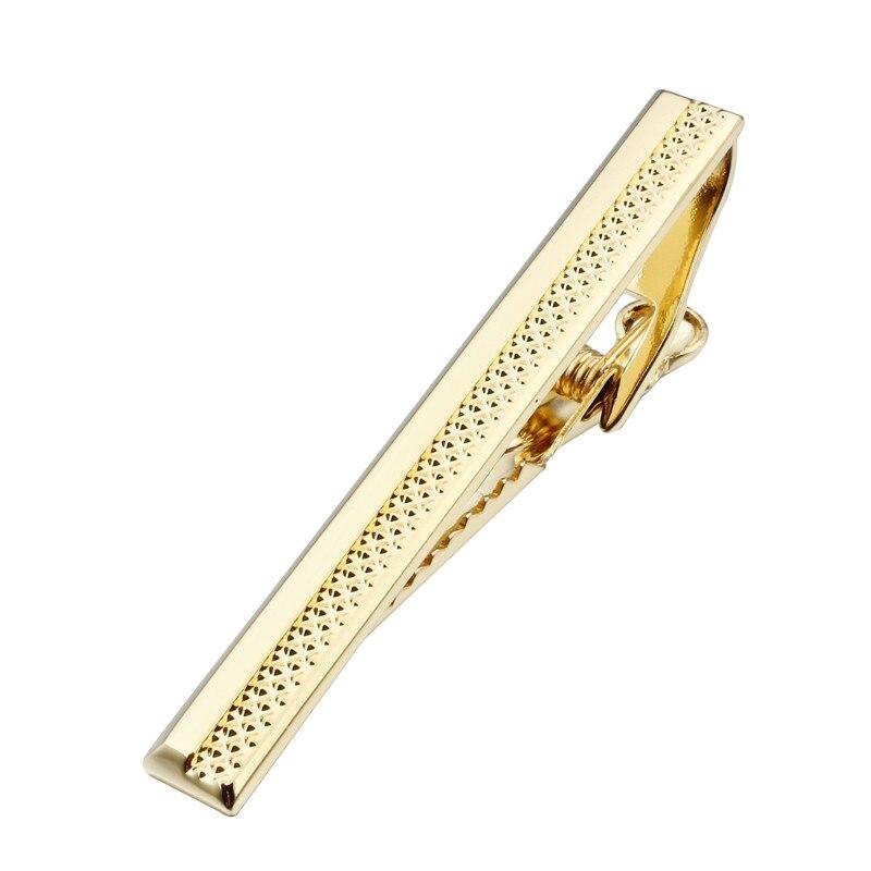 Men/'s Business Camicia Collare Pin SIGNORI Oro Fermacravatta BAR spilla gioiello regalo