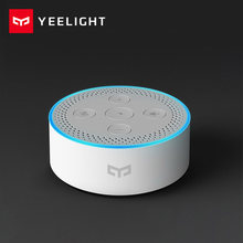 Original xiaomi Mijia Yeelight Bluetooth Mesh gateway smart AI speaker and BLE gateway function Mi Home APP To Mesh Smart bulb(China)