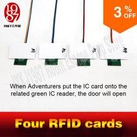 4 RFID Prop