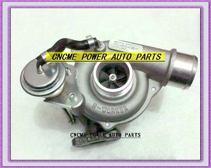 RHF5 8973737771 Turbocharger Turbo For ISUZU D-MAX H Warner 4JA1T (2)