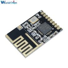 diymore Mini NRF24L01 + 2.4GHz 1.27MM RF Wireless Module Mini Version Power Enhanced Version SMD Receiver Transceiver Board 5V