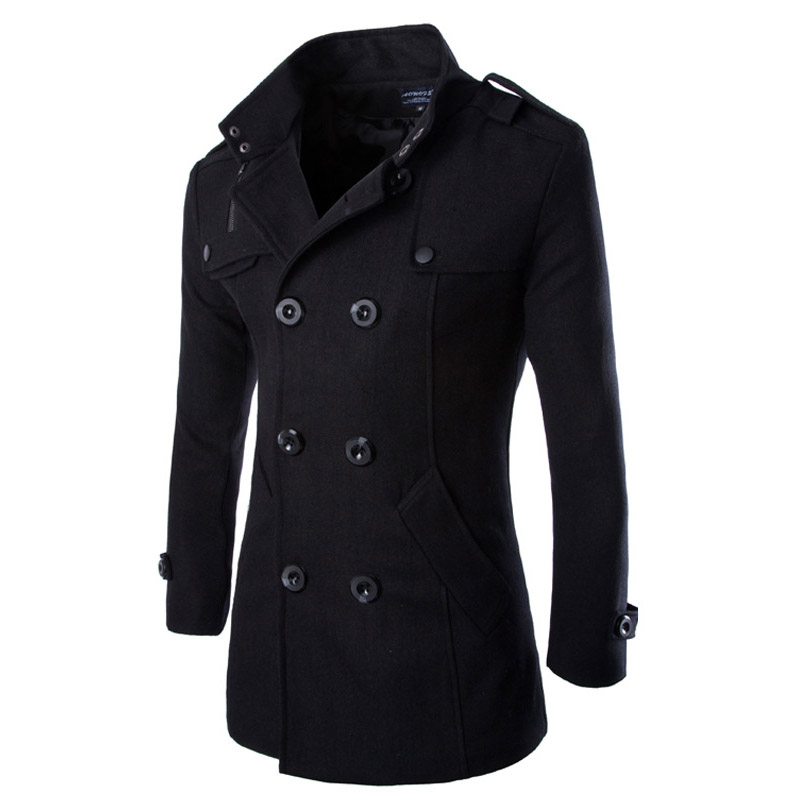 Compare Prices on Black Short Pea Coat- Online Shopping/Buy Low ...