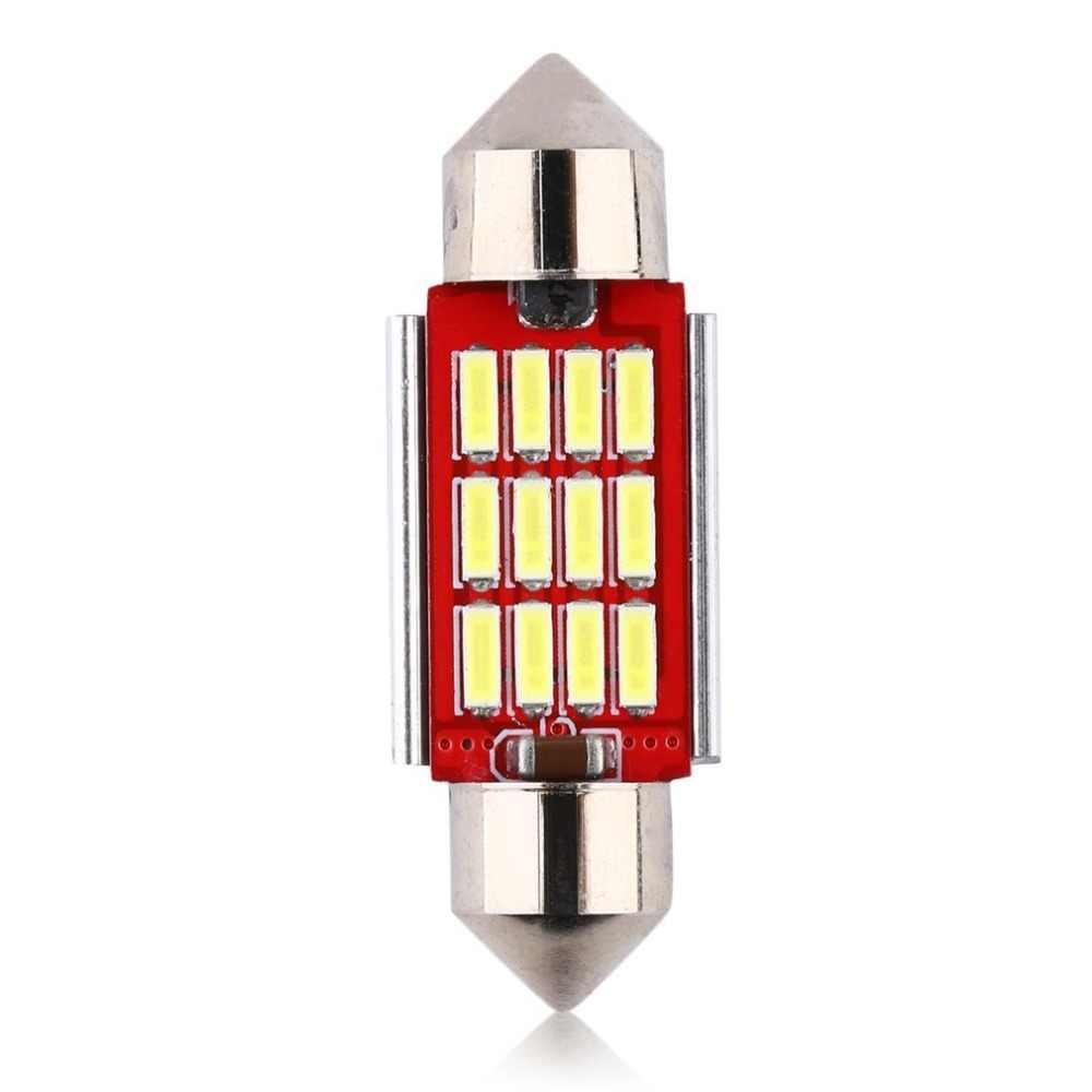 4014 12SMD тепловое излучение автомобильные Внутренние светодиодные лампы
