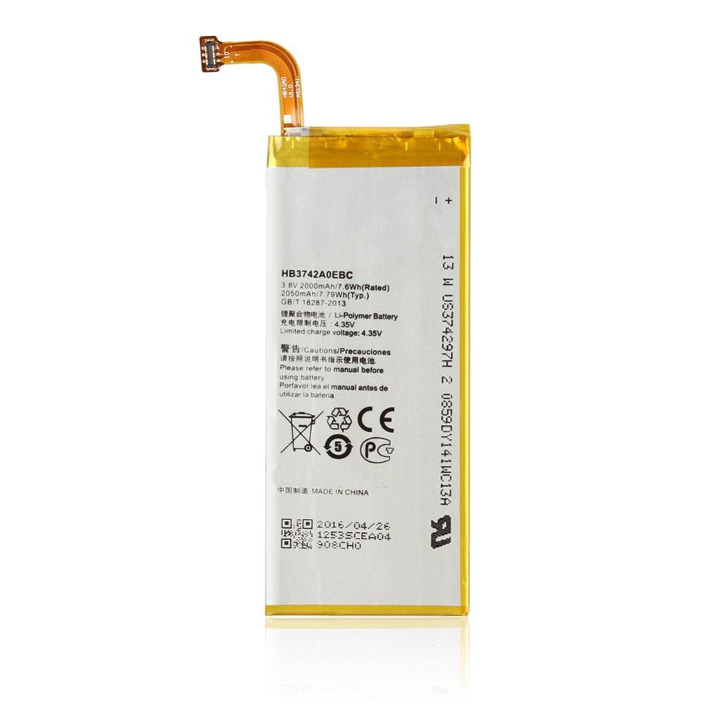 G620-A2 pronto snapto 2000mAh Batería para Huawei H891L Ascend