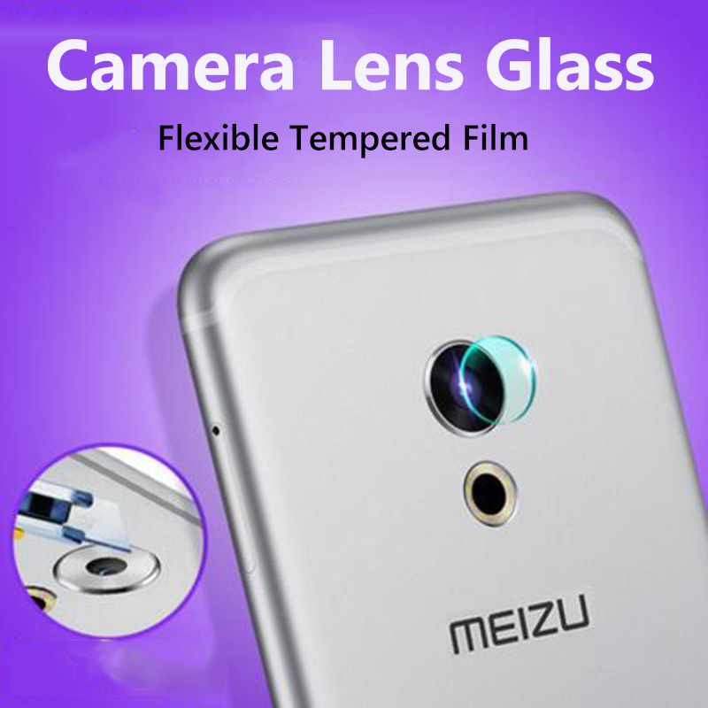 Lainergie 10PCS Back Rear Camera Lens Protector for MEIZU Pro 6 Plus Camera Protector Tempered Glass Protective Film Protection